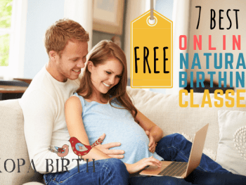 7 best free online natural birthing classes - image