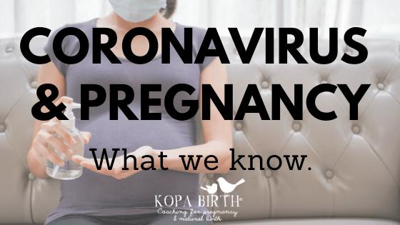 Coronavirus and Pregnancy - image