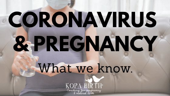 Coronavirus and Pregnancy - image