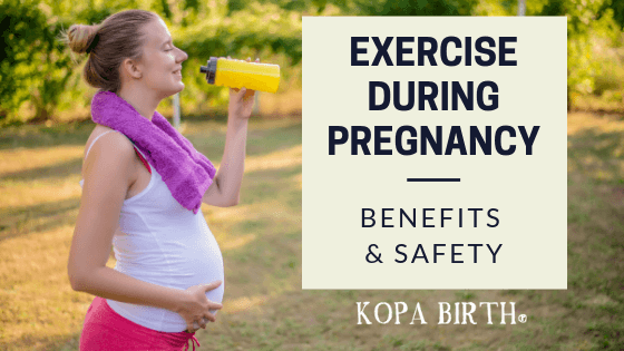 Exercise During Pregnancy - Benefits and Safety