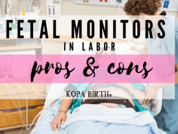 Fetal Monitors in Labor - Pros and Cons - Image