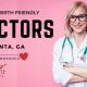 Natural Birth Friendly Doctors Atlanta GA - Image