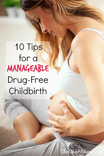 Natural Childbirth Articles manageable-drug-free-childbirth-2 copy