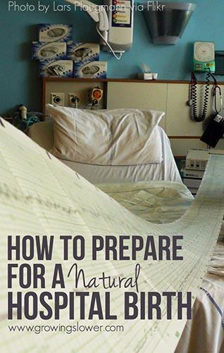 Natural Childbirth Articles natural-hospital-birth-PIN-