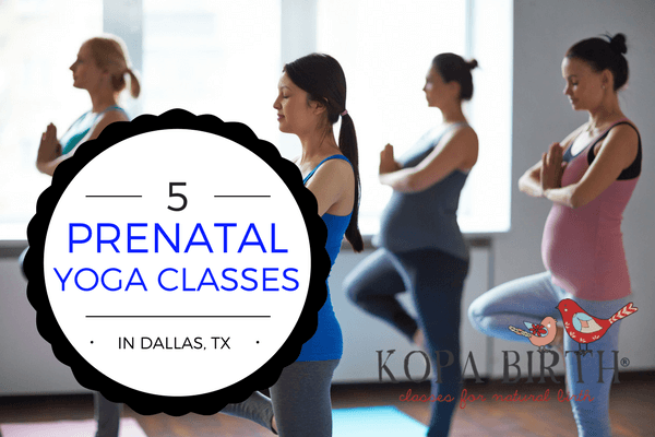 PRENATAL YOGA DALLAS TX