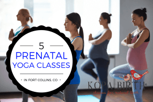 PRENATAL YOGA FORT COLLINS CO