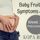 Week 14 Pregnancy - BabFruit Size, Symptoms, Belly
