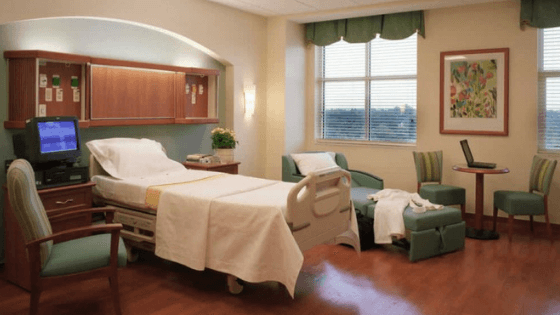 natural childbirth options - cmc pineville hospital birth suite