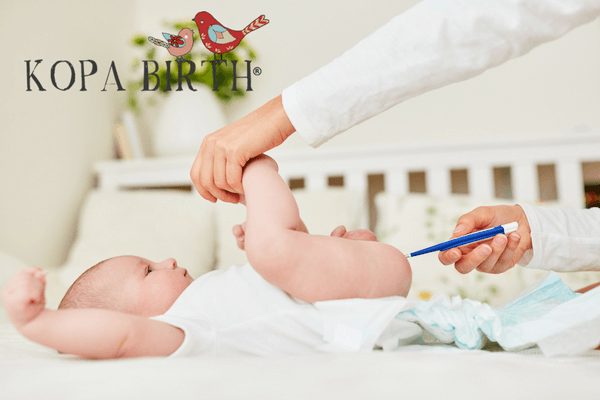 what is considered a fever for a baby - tips for taking a rectal temperature
