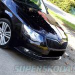 Superb Ii 13 15 Facelift Original Skoda Front Emblem In Black Monte Carlo Edition Kopacek Com Is Now Kopacek Com