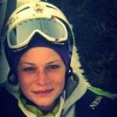 lara sibinovic snowboard