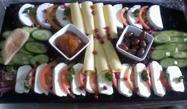 Cypriot Breakfast platter image