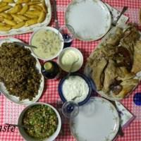 Γαλοπούλα Γεμιστή (Κυπριακή Συνταγή) με Σάλτσα