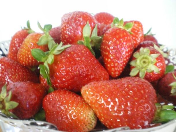 Φράουλες εικόνα
