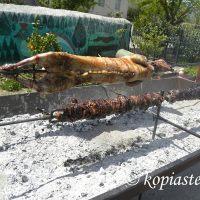 Κυπριακή Σούβλα (κοντοσούβλι)