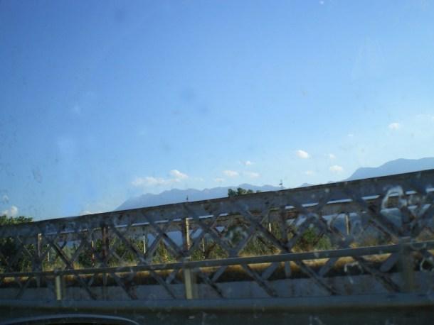 παλιά γέφυρα στον Ευρώτα εικόνα