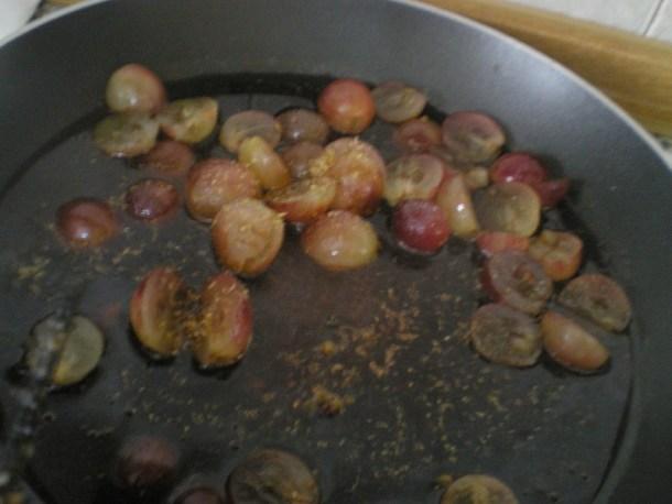 ποσαρισμένο σταφύλι φράουλα εικόνα