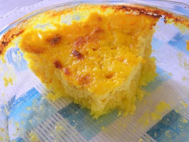 Τελευταίο κομμάτι ρυζόγαλο με κρόκο Κοζάνης εικόνα