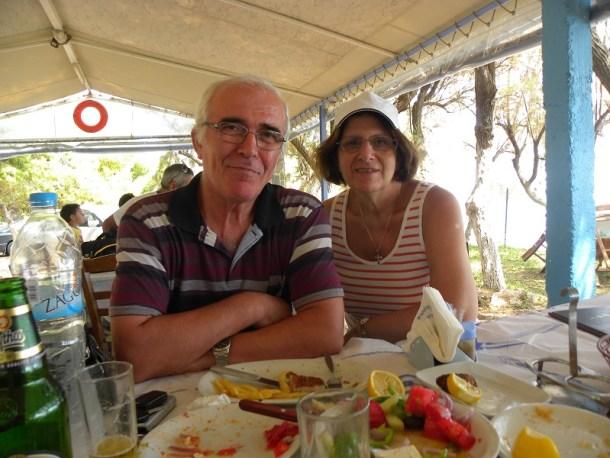 Ο Δημήτρης και εγώ, καλοκαίρι 2011 εικόνα