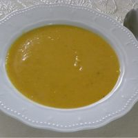 Φάβα με δύο καινούργιες συνταγές:  Σούπα Φάβας με Γλυκοκολοκύθα και Ντιπ Φάβας
