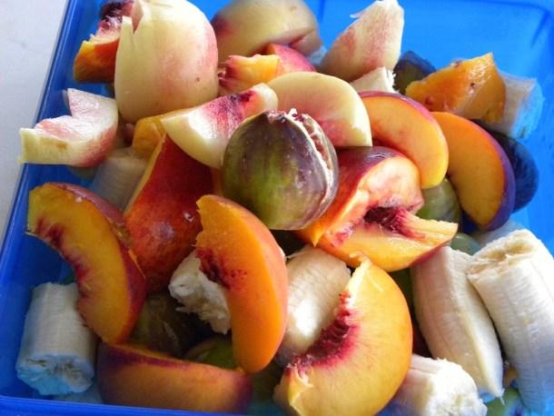 τέσσερα φρούτα εικόνα