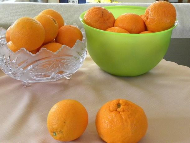 Μανταρίνια και Πορτοκάλια