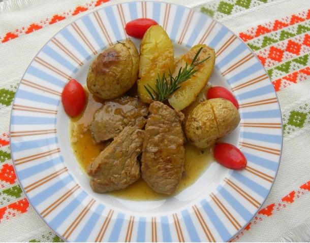 Μοχάρι Λεμονάτο με πατάτες φωτογραφία