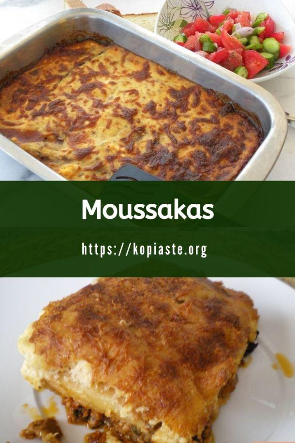 Collage Moussakas image