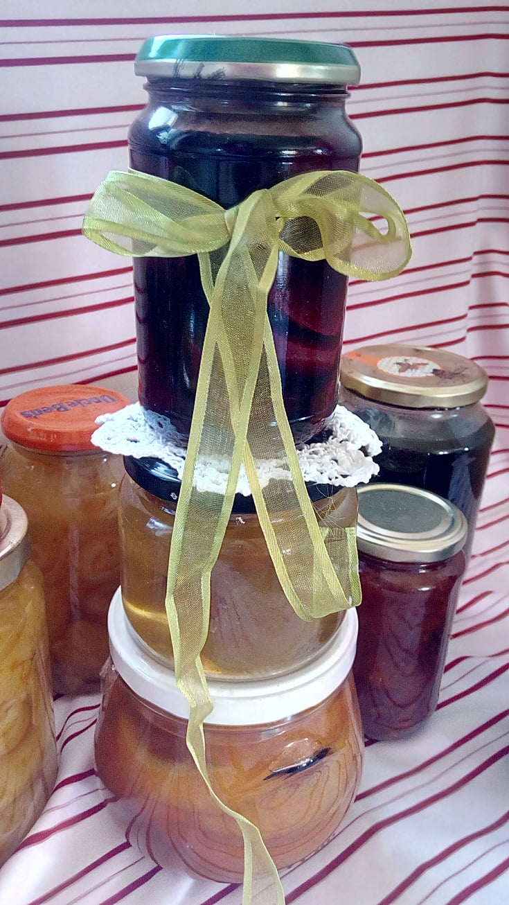 Glyka tou koutaliou (Greek Spoon Sweets)