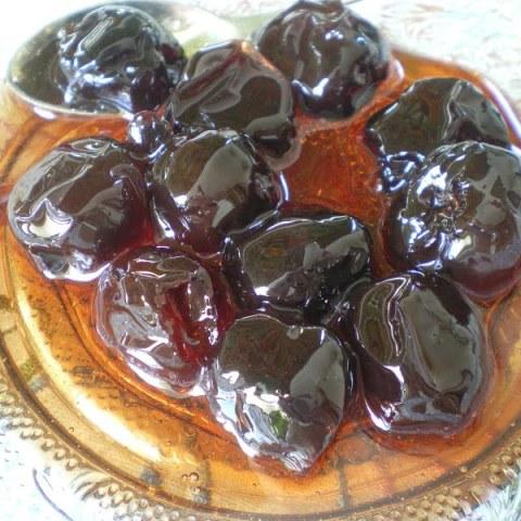 Glyko Vyssino (Sour Cherries) Preserve