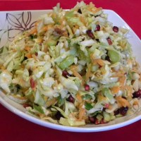 Lahanosalata me Karoto (Cabbage and Carrot salad)