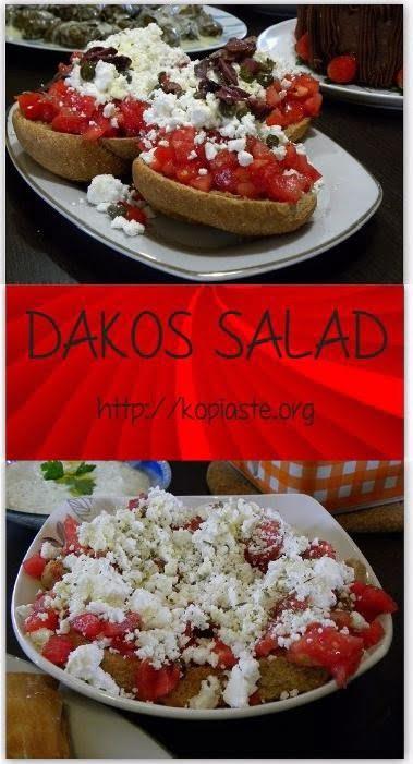 dakos salad