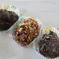 Trouffes (Chocolate Truffles)