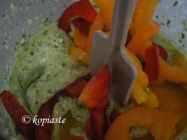 kardamon watercress pesto image