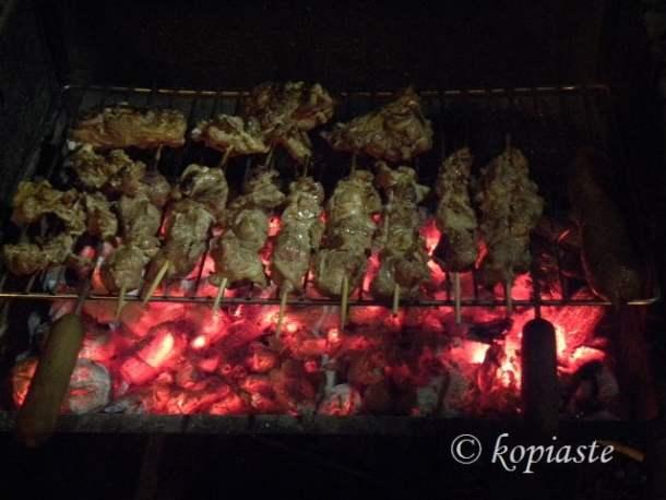 Lamb kebabs image