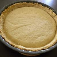 Basic Tart Shell or Pâte Brisée