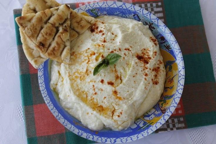 Tyrokafteri (Greek Hot Cheese Dip)