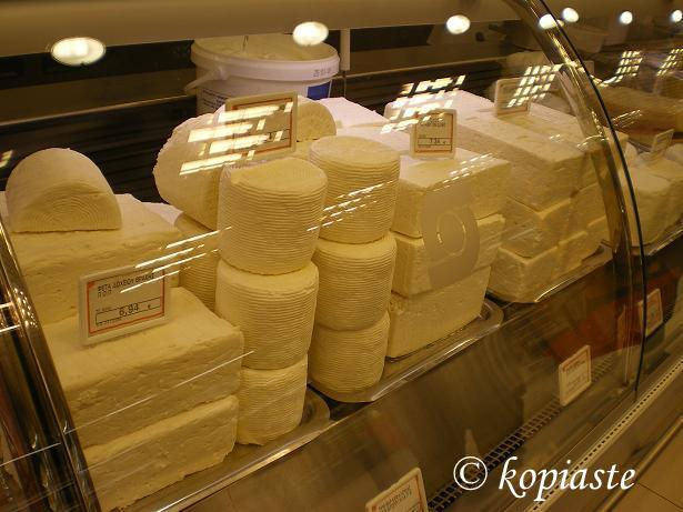 Greek cheeses new