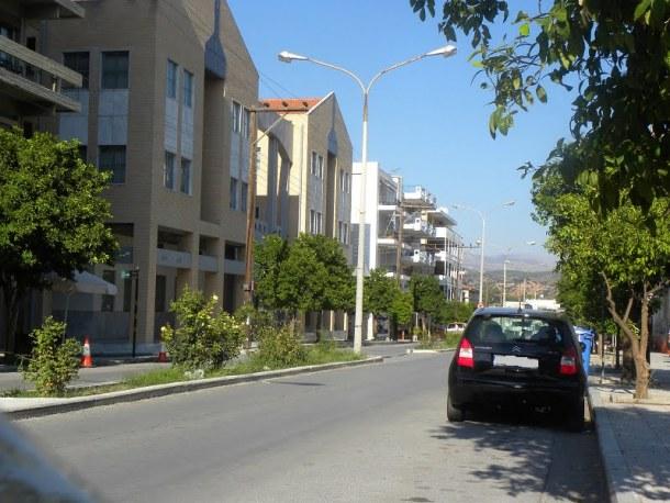 Lycourgou Street Sparta image