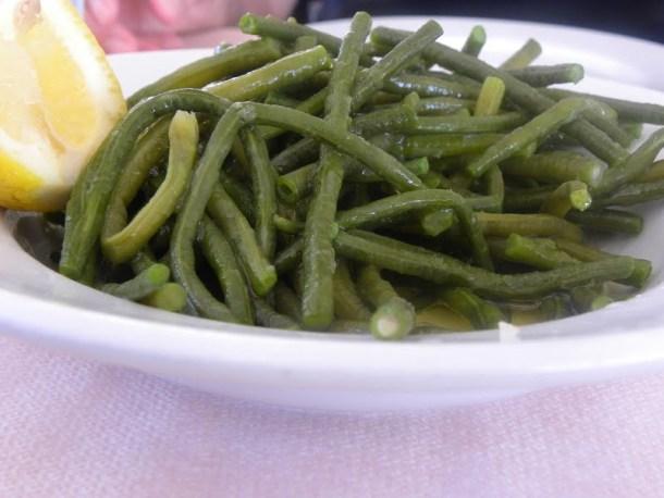 ampelofassoula string beans image