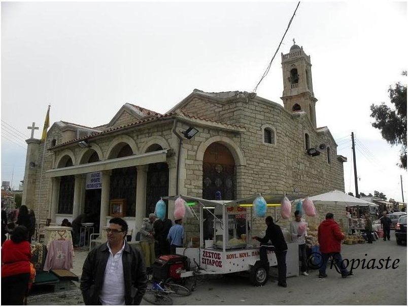 Church of Aghios Antonios