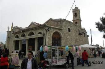 Church of Aghios Antonios
