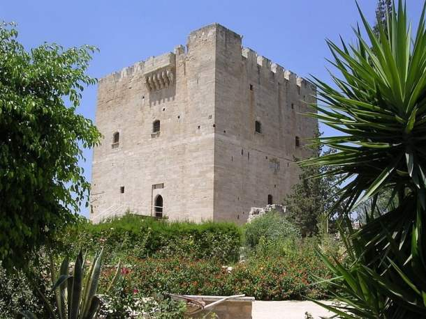 kolossi-castle-limassol-district by touristmaker