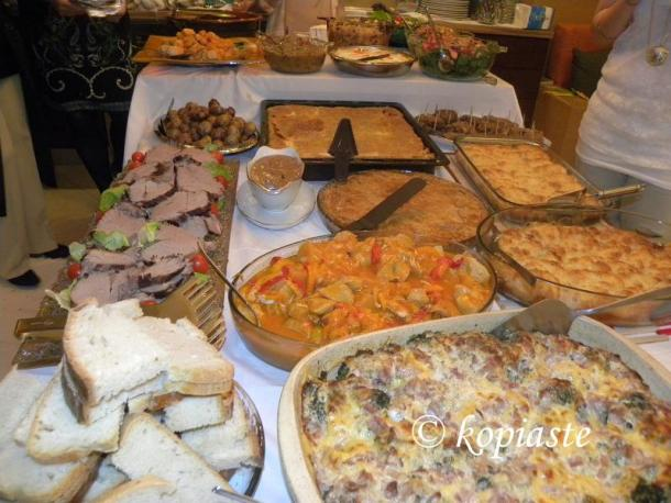 Food for the feast of St. George 2 image