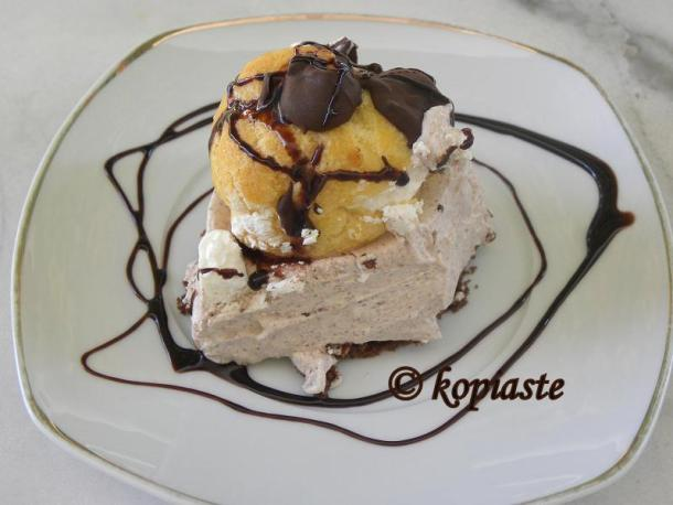 collage-profiterole-chocolate-cheesecake