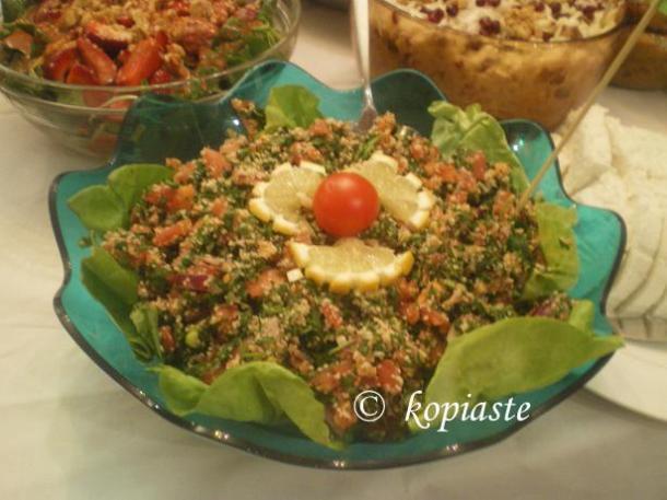 abbouleh or tambouli image