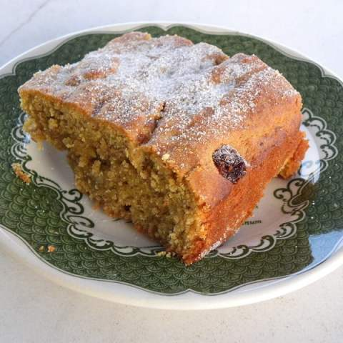 Fanouropita (Vegan Cake)