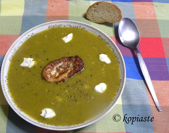 Turkey trahanas soup2
