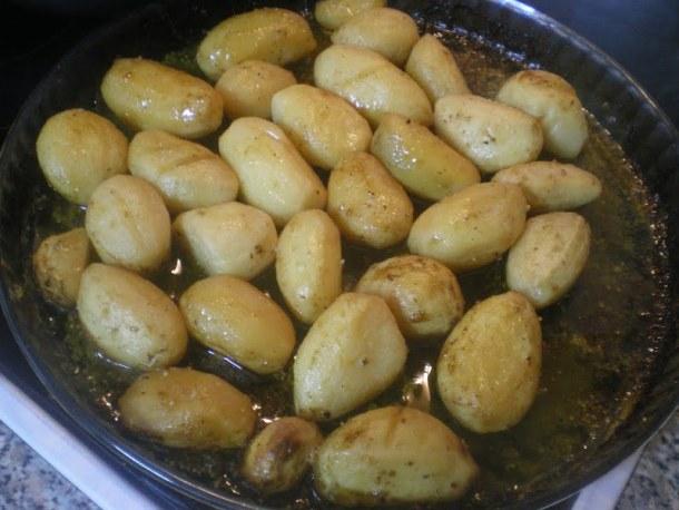 Patates lemonates image
