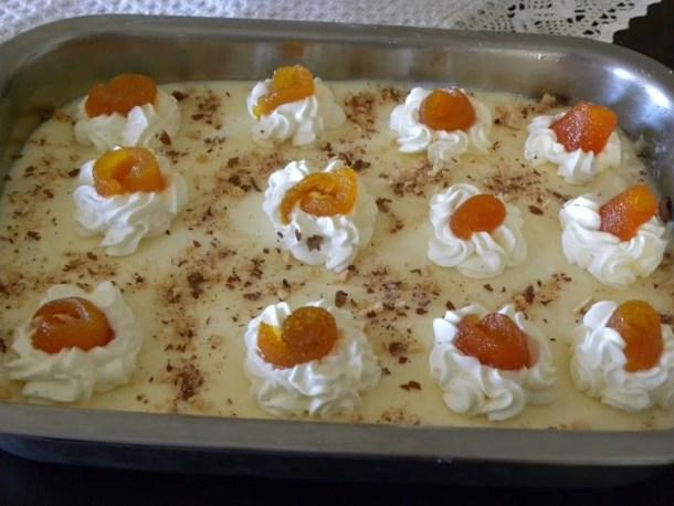 Orange Ekmek Kataifi image
